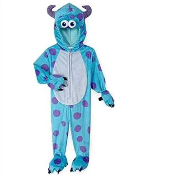 Disney Costumes Sulley Monsters Inc Costume Toddler Baby Poshmark